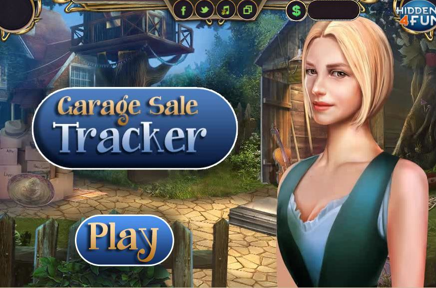 Thumbnail of Garage Sale Tracker