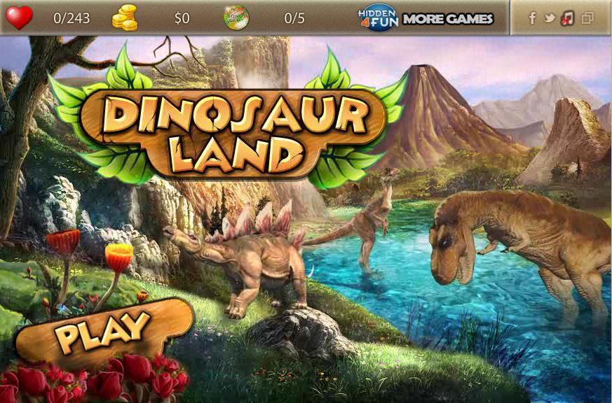 Thumbnail for Dinosaur Land