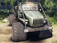 Thumbnail for Ural Truck Jigsaw