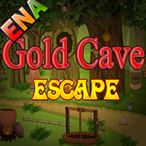 Thumbnail of  Gold Cave Escape