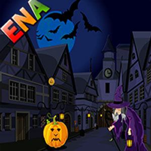 Thumbnail of  Halloween Town Escape