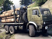 Thumbnail for Logging Truck Jigsaw