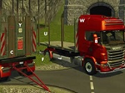 Thumbnail for Logger Truck Hidden Letters