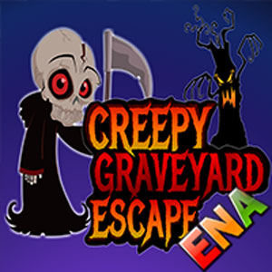 Creepy Graveyard Escape thumbnail