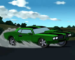 Thumbnail for Ben 10 Car Puzzle