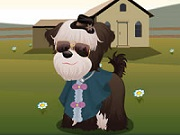 Thumbnail of Cute Little Doggies Dress Up