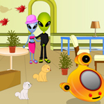Thumbnail of Escape Alien Couple