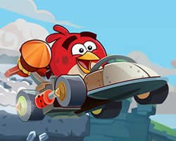 Thumbnail of Angry Birds Car Keys