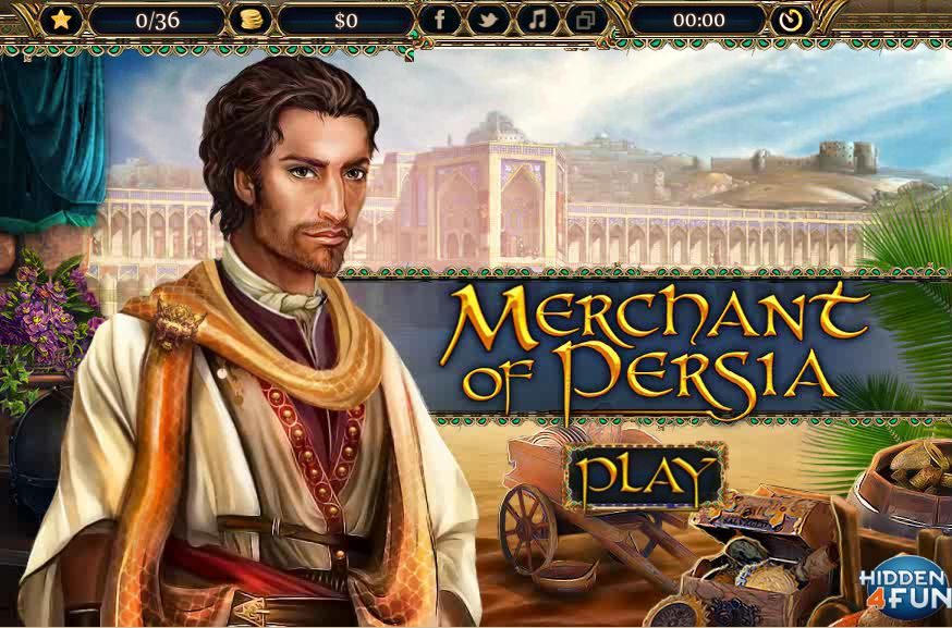 Thumbnail for Merchant of Persia