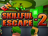Thumbnail of Skillful Escape 2