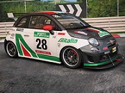 Thumbnail for Abarth 500 Jigsaw