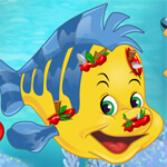 Thumbnail for Ariel Flounder Injured