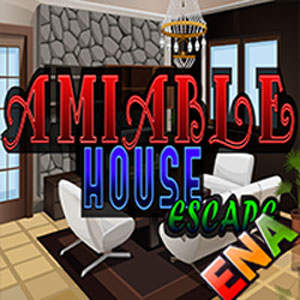 Thumbnail of Amiable House Escape