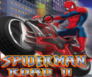 Thumbnail for Spiderman Road 2