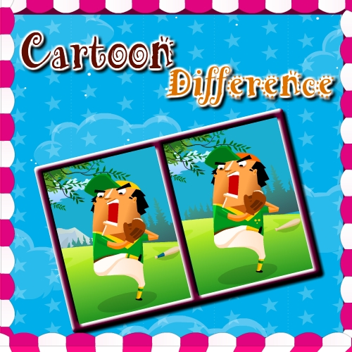 Cartoon Difference thumbnail
