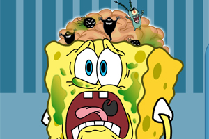 Thumbnail of Spongebob Brain Surgery