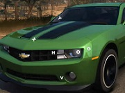 Thumbnail of Chevrolet Camaro Hidden Letters
