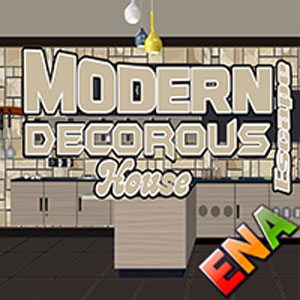 Thumbnail of Modern Decorous House Escape