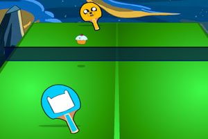 Thumbnail of Adventure Time Ping Pong
