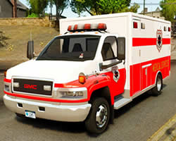 Thumbnail of GMC Ambulance Puzzle