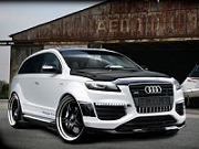 Thumbnail for Audi Q7 Jigsaw