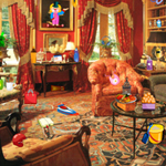 Thumbnail for Fancy Room-Hidden Objects