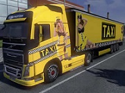 Thumbnail for Truck Taxi Jigsaw