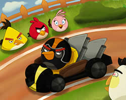 Thumbnail of Angry Birds Car Differences