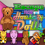 Thumbnail of Escape From House Of Dolls