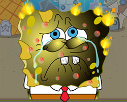 SpongeBob Burn Treatment thumbnail