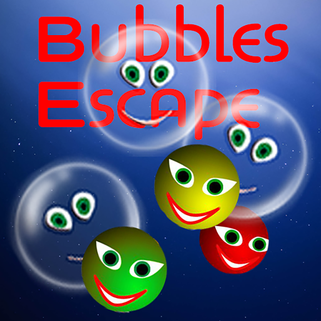 Thumbnail for Bubbles Escape