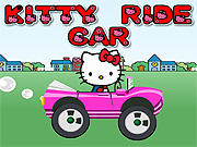 Thumbnail of Kitty Ride Car