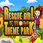 Thumbnail of Rescue girl from theme park