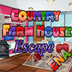 Thumbnail of Country farm house escape
