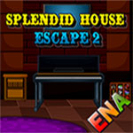 Thumbnail of Splendid house escape - 2