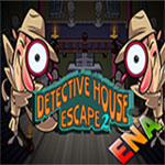 Thumbnail of Detective House Escape -2