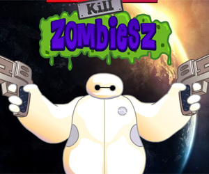 Big Hero 6 Kill Zombies thumbnail