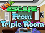 Thumbnail for Triple room escape