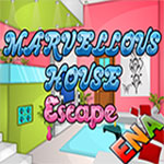 Thumbnail of Marvellous house escape