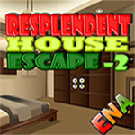 Thumbnail of Resplendent house escape-2