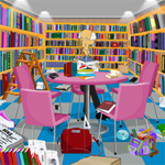 Thumbnail for Hidden Objects-Book Stall Re
