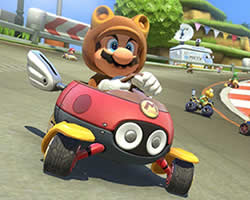 Thumbnail for Mario Car Differences