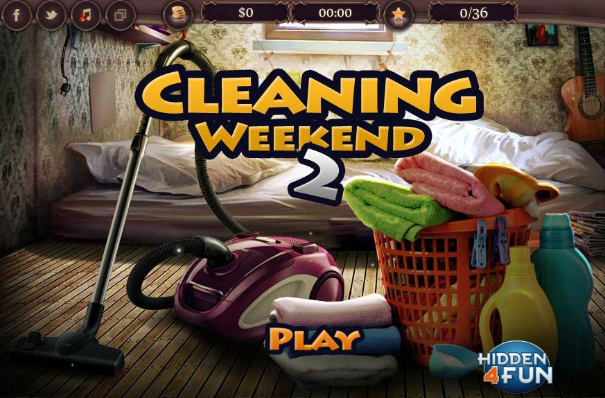 Cleaning Weekend 2 thumbnail