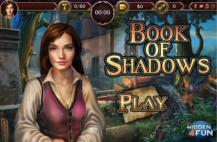 Thumbnail of  Book of Shadows