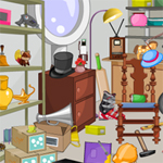 Thumbnail for Hidden Object-Garage Rooms