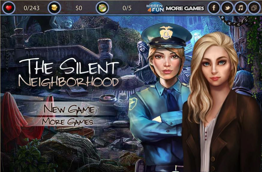 The Silent Neighborhood thumbnail