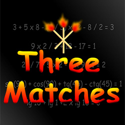 Thumbnail for Three Matches