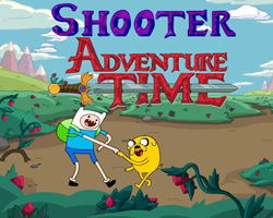 Thumbnail of Shooter Adventure Time