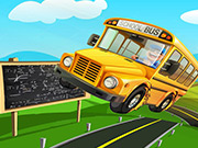 School Bus Parking Frenzy thumbnail