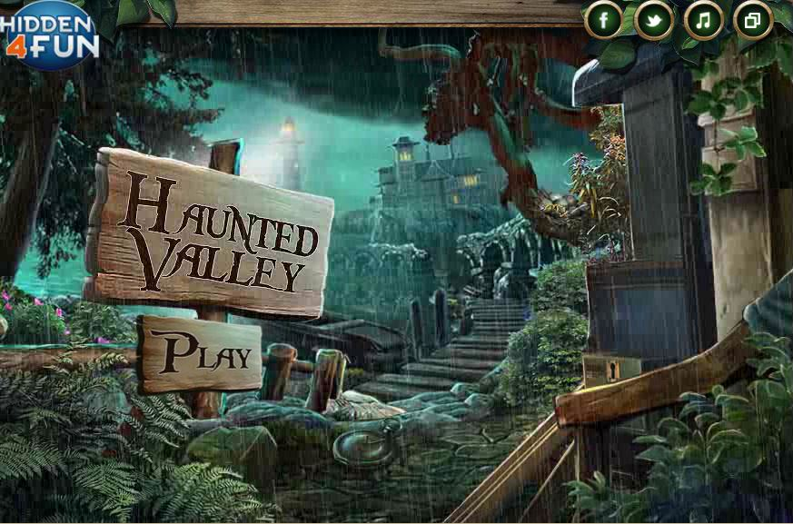 Thumbnail for Haunted Valley